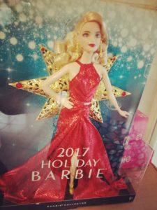 2017 Holiday Barbie