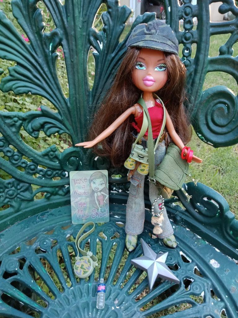 Safari Fianna Doll