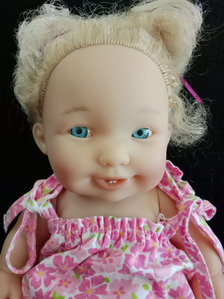 Lots to love Baby Steps Berenguer  Doll 2005 blonde