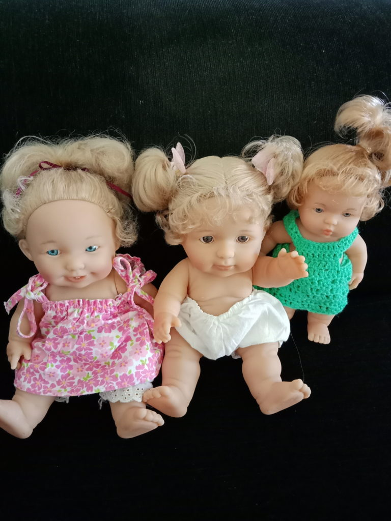 Lots to love Baby Steps Berenguer  Dolls 2005