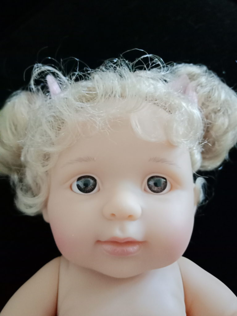 Lots to love Baby Steps Berenguer  Doll 2005 hazel eyes