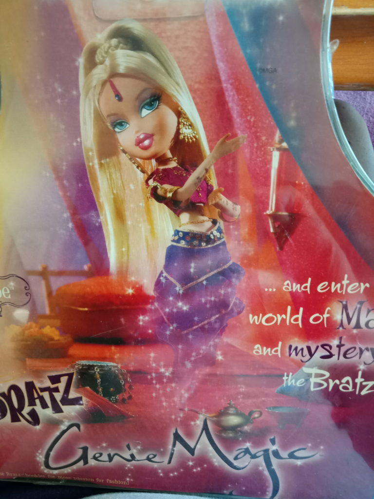 Make a wish and enter a world of magic with Genie Magic Bratz Doll